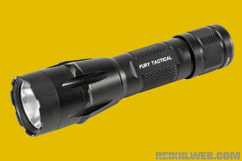 *NEW* Surefire Fury Dual Fuel Tactical 1,500 Lumen Single Output Tactical Switch FURY-DFT, Lights, Surefire,*NEW* Surefire Fury Dual Fuel Tactical 1,500 Lumen Single Output Tactical Switch FURY-DFT - Big Tex Outdoors
