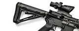 Magpul MOE® CARBINE STOCK MIL-SPEC Black, AR Accessories, Magpul,Magpul MOE® CARBINE STOCK MIL-SPEC Black - Big Tex Outdoors
