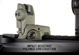 Magpul MBUS® Gen 2 SIGHT – REAR, Sights & Optics, Magpul,Magpul MBUS® Gen 2 SIGHT – REAR - Big Tex Outdoors