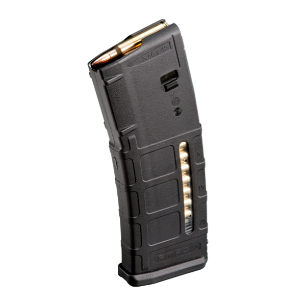 PMAG® Black 30 AR/M4 GEN M2 MOE® WINDOW 5.56X45MM NATO MAG570-BLK, Magazines, Magpul,PMAG® Black 30 AR/M4 GEN M2 MOE® WINDOW 5.56X45MM NATO MAG570-BLK - Big Tex Outdoors