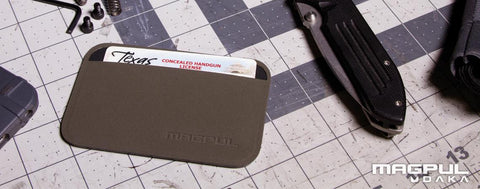 MAGPUL DAKA™ ESSENTIAL WALLET, Holsters, Magpul,MAGPUL DAKA™ ESSENTIAL WALLET - Big Tex Outdoors