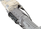 Surefire SR-D-IT Remote Dual Switch for Weaponlight + ATPIAL Laser Device