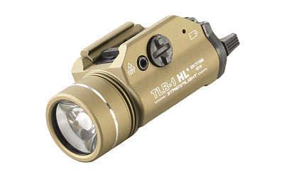 Streamlight TLR-1 HL® 800 Lumen Pistol Light FDE