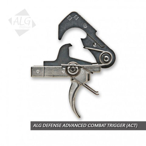 ALG Defense Advanced Combat Trigger (ACT), Triggers, ALG Defense,ALG Defense Advanced Combat Trigger (ACT) - Big Tex Outdoors