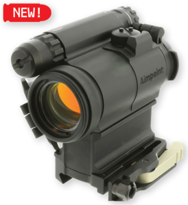 Aimpoint Comp M5 AAA Battery Powered Red Dot Sight, Sights & Optics, Aimpoint,Aimpoint Comp M5 AAA Battery Powered Red Dot Sight - Big Tex Outdoors