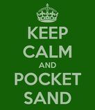 Tactical Pocket Sand 2oz, Apparel & Swag, Big Tex Outdoors,Tactical Pocket Sand 2oz - Big Tex Outdoors