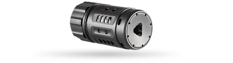Dead Air Pyro Enhanced Muzzle Brake, Suppressor Accesories, Dead Air Armament,Dead Air Pyro Enhanced Muzzle Brake - Big Tex Outdoors