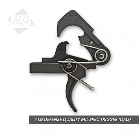 ALG Defense Quality Mil-Spec Trigger (QMS), Triggers, ALG Defense,ALG Defense Quality Mil-Spec Trigger (QMS) - Big Tex Outdoors
