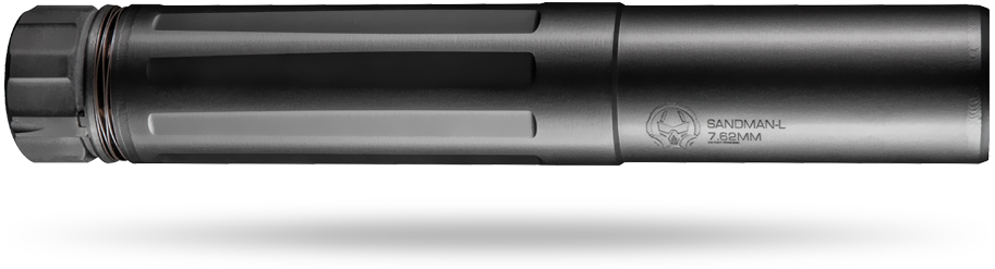 DEAD AIR SANDMAN-L, Suppressors & Silencers, Dead Air Armament,DEAD AIR SANDMAN-L - Big Tex Outdoors