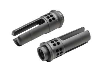 Surefire WARCOMP Flash Hider / Suppressor Adapter for M4/16 Rifles and Variants 5.56 and 7.62, AR Accessories, Surefire,Surefire WARCOMP Flash Hider / Suppressor Adapter for M4/16 Rifles and Variants 5.56 and 7.62 - Big Tex Outdoors