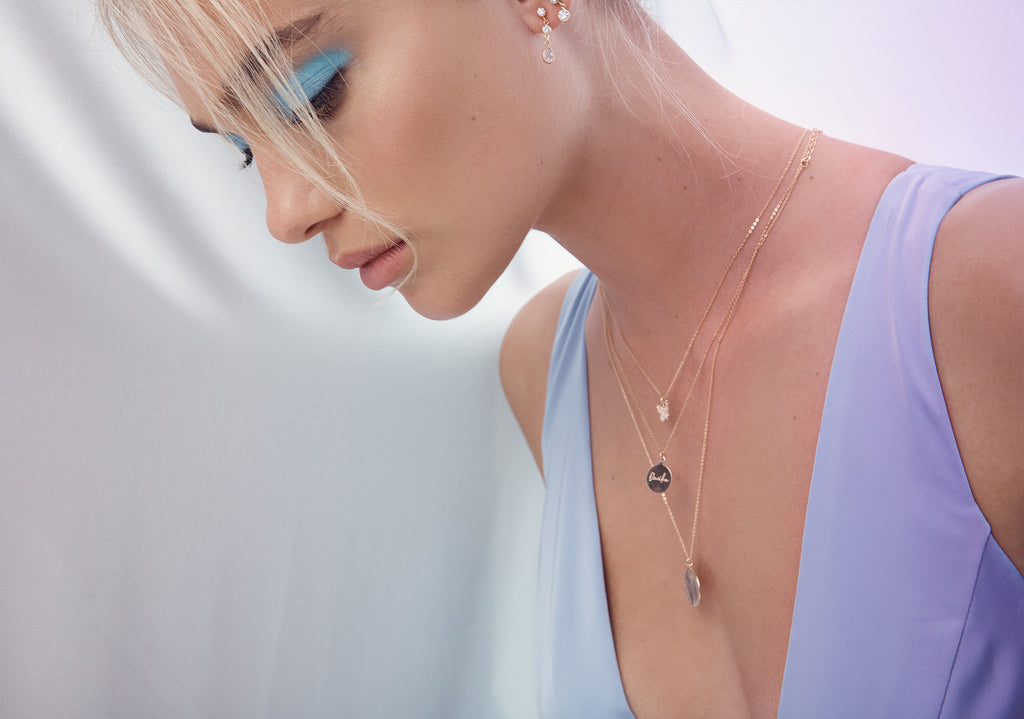 The Faint Hearted Jewelry Campaign, Benjo Arwas, Danika Pienaar