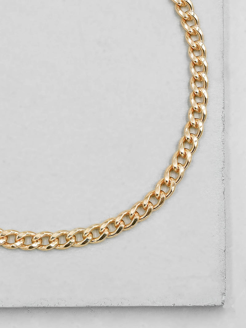 Thick Cuban Link Necklace