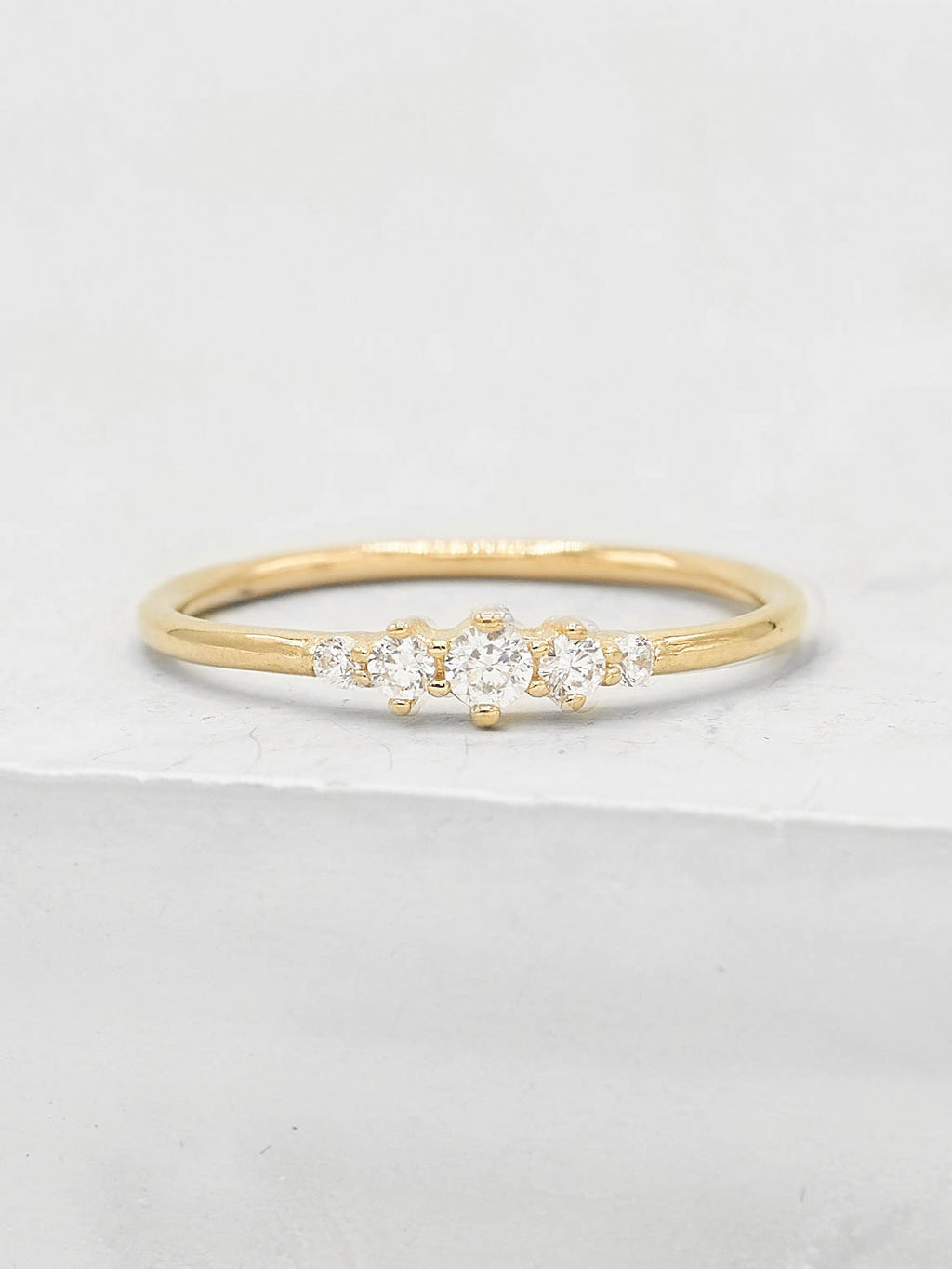 Crown Ring - Gold