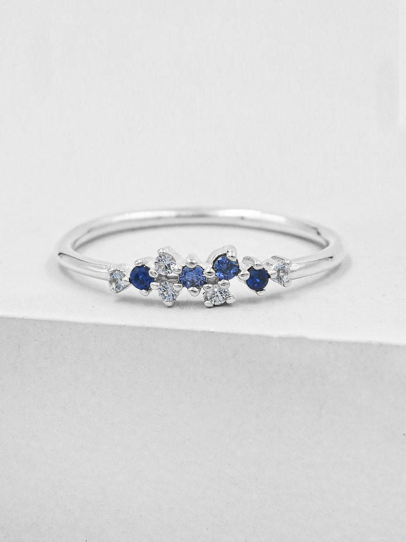 Twilight Ring - Blue