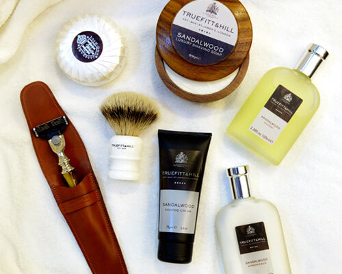 Truefitt & Hill India Blog - ART OF SHAVING: 5 Steps to Perfect Shave