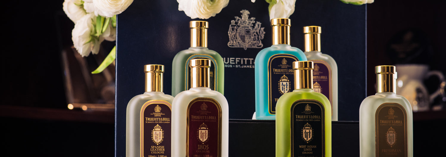 Truefitt & Hill India - Buy Cologne & Fragrances for Men Online