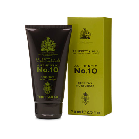 Authentic No. 10 Sensitive Moisturiser