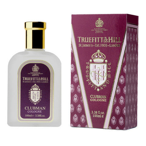 Truefitt & Hill India - Buy Clubman Cologne for Men Online
