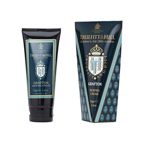 Truefitt & Hill India Shaving Products - Buy Grafton Shaving Cream Tube Online