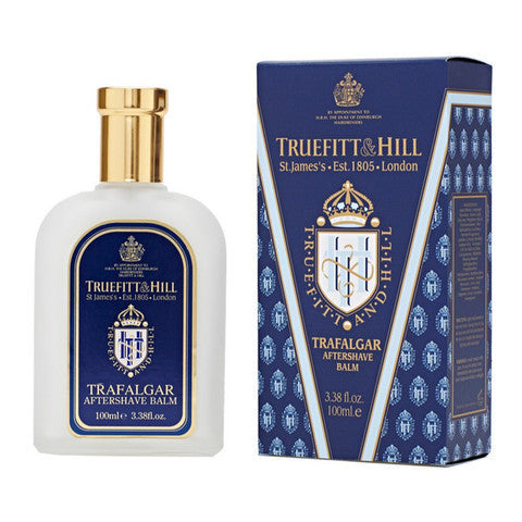 Truefitt & Hill India Shaving Products - Buy Trafalgar Aftershave Balm  Online