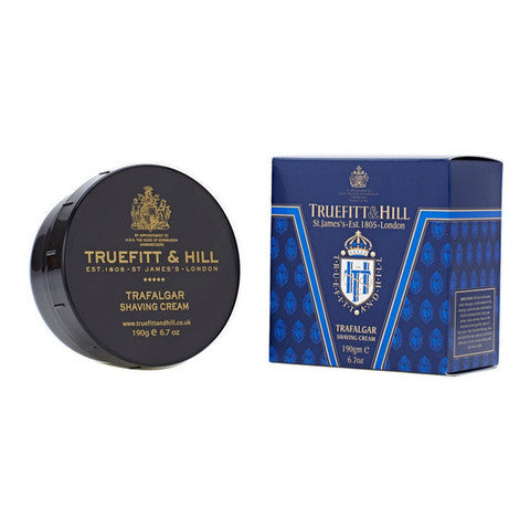 Truefitt & Hill India Shaving Products - Buy Trafalgar Shaving Cream Bowl Online
