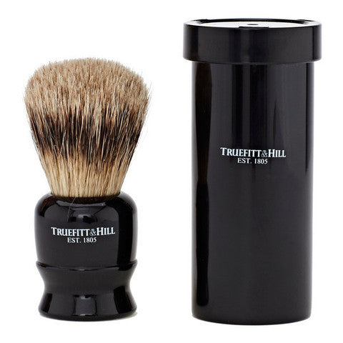 Truefitt & Hill India Shaving Products - Buy Tube Traveller Shaving Brush for Men Online