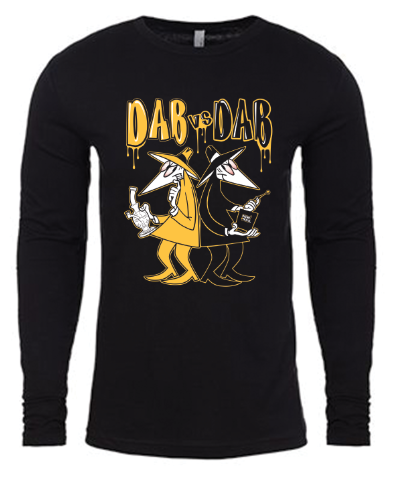 MININAIL™ DAB VS DAB Long Sleeve Tee