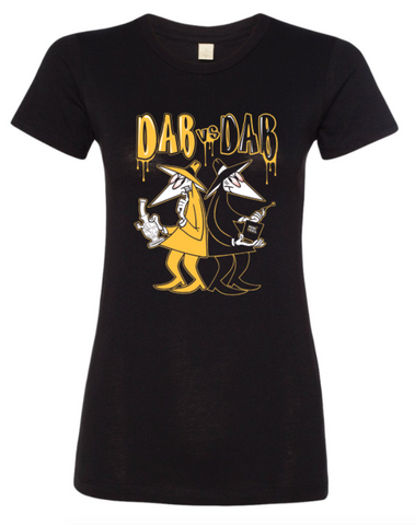 MININAIL™ DAB VS DAB FEMALE TEE