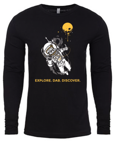 MININAIL™ DABSTRONAUT Long Sleeve Tee