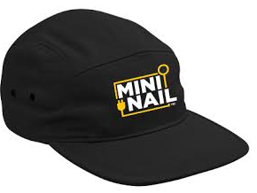 MININAIL™ Hats- 5 Panel