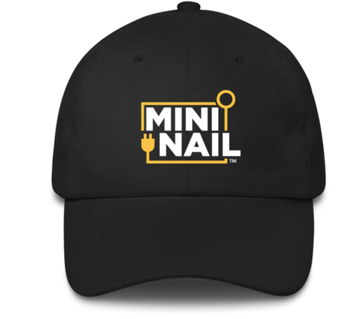MININAIL™ Logo Dad Hat
