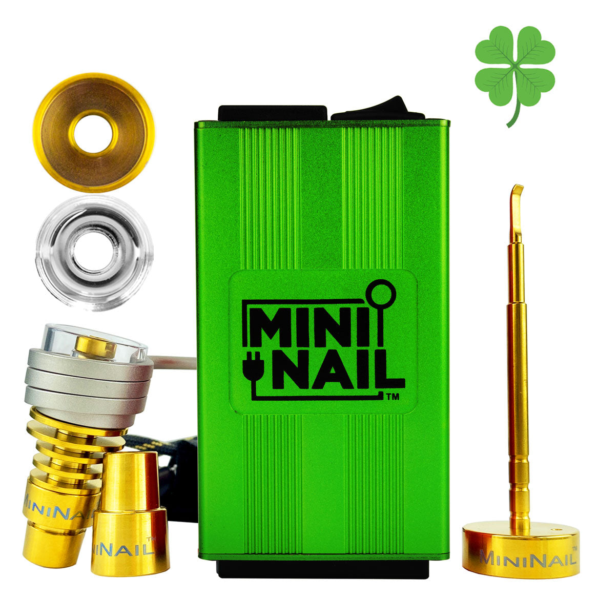 Featured Kit : St. Patrick's Day E-Nail Set