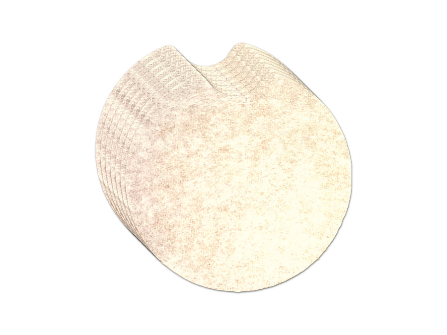 100 Paper Filters for use with Reusable Disc for Tassimo Brewers