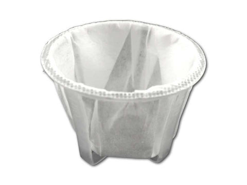 My-Filters - 100 Cross Drop In Filters for Keurig K-Cup Brewers