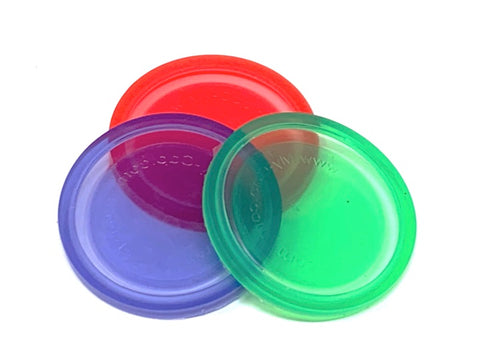 My-Cap's Silicone Lid for Nespresso VertuoLine Brewers (3-Pack)