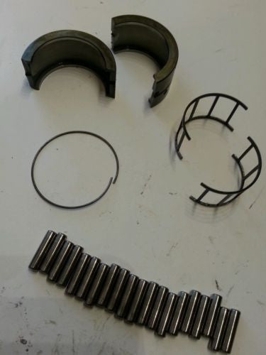 1980-1988 Mercury 200 HP JOURNAL ROLLER BEARING KIT 93495T Great condition c17