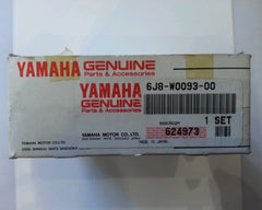 1987-2002 Genuine Yamaha carburetor repair kit 25-30 HP 6J8-W0083-00-00 HD