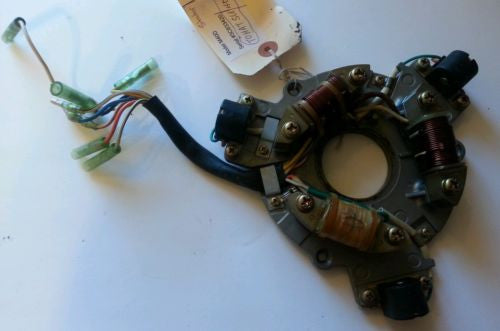 Nissan Tohatsu M40D Magneto Coil Plate Assy. 3C806-1030M Wire Harness Alternator