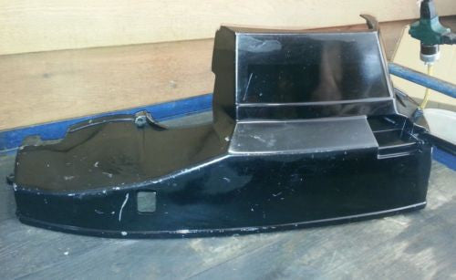 1990 Mercury 200 HP LOWER COWLING BOTTOM STARBOARD SIDE 9745A-3 Excellent cond