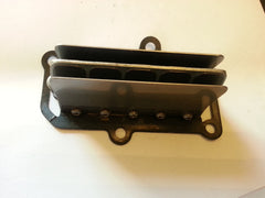 1989-1995 Mercury Force 11645 Reed Plate block assembly 70-250 HP (Mc)