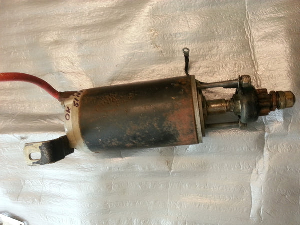 1984-1992 Mercury Force F616955 Starter Motor Assembly 85-150 HP (MT*)