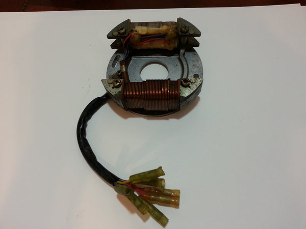 1978-1982 Suzuki Spirit Wet Bike Jet Ski Stator Assembly 92511/95213/95214 (MT*)