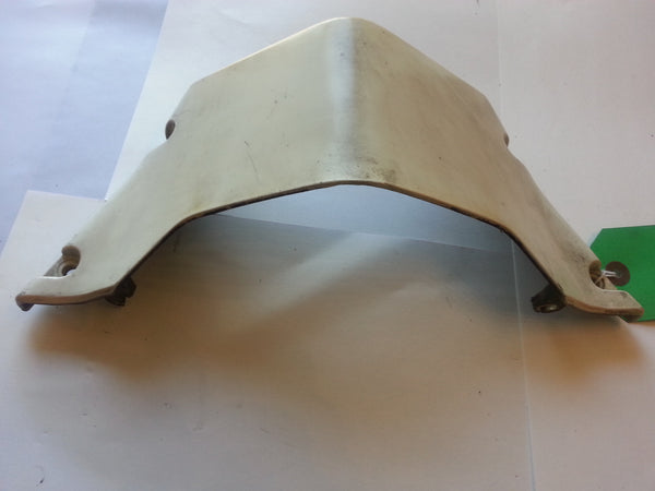 1978-98 Evinrude Johnson 323800 0323800 Front lower cowling Exhaust Housing Plastic Cover 85-235 HP mC