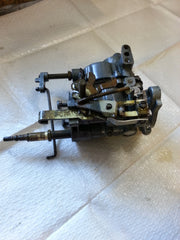 1960-1961 Johnson Evinrude 0376972 Carburetor & Shaft Assy 15-18 HP (MT*)