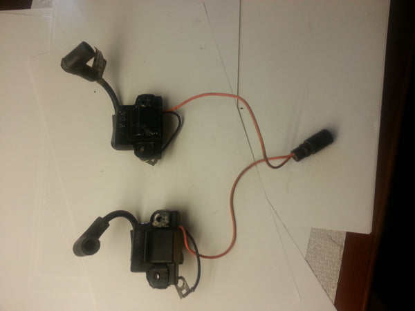1981-1984 Evinrude Johnson 0582106 Ignition Coil Assembly OEM 9 9-235 HP MT*