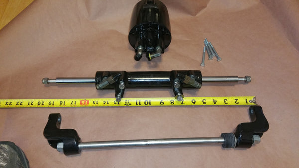 Teleflex Sea Star Hydraulic  Steering System 70-300hp outboards Helm HH5271 Cylinder HC5365