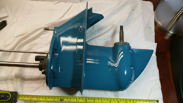 1979-1983 Evinrude Johnson 0391835 0389638 0390468 0393447 Lower Unit Gearcase 25-35 HP c18*