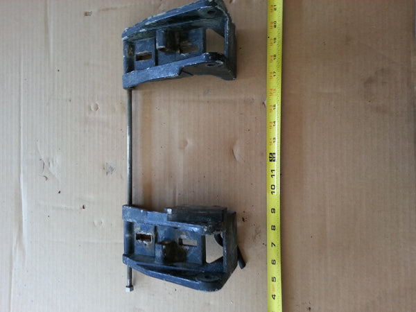 ~1975-93 Mercury 60-150 Hp Tilt Trim Bracket Shock Mounting BOTH 89807A1,89108A3