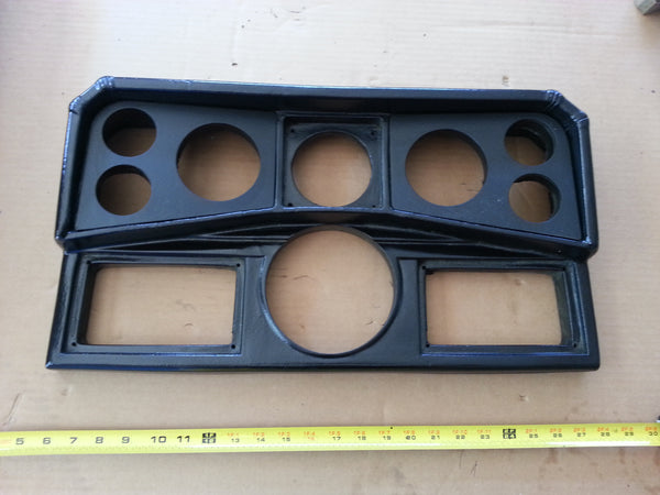 ~Factory 1998' 20' 201 Stratos Javelin FS Dash Bezel Front Panel Gage Steering Console