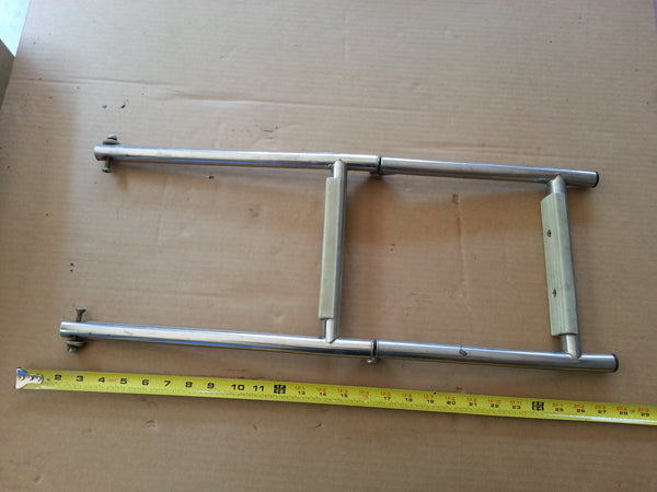 Factory 1998' 20' 201 Stratos Javelin FS SS Rear Entry Fold Down Ladder